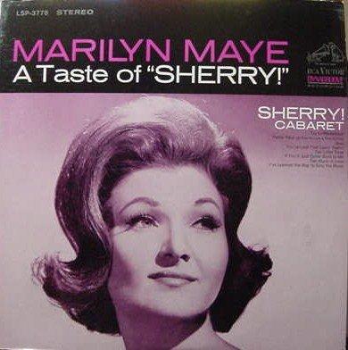 2016-02-01-1454289845-3567531-Marilyn.33albumcover.MarilynMayeATasteofSherry.jpg
