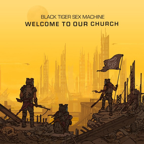 blacktigersexmachine sets welcome to our church
