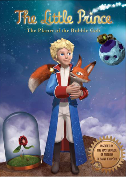 The Little Prince The Planet Of Bubble Gob Fun Exciting Vibrant Animation Bit Of Suspense The Little Prince