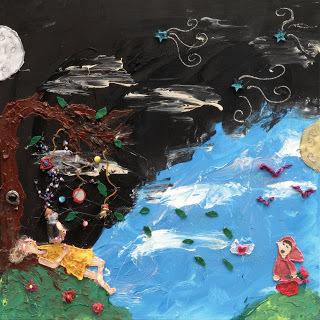 holocaust survivor artwork