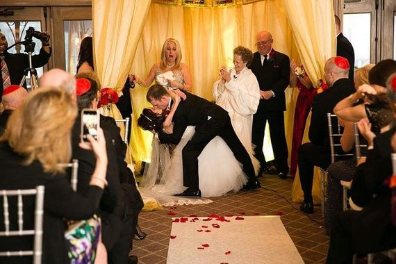 my grandmother wedding