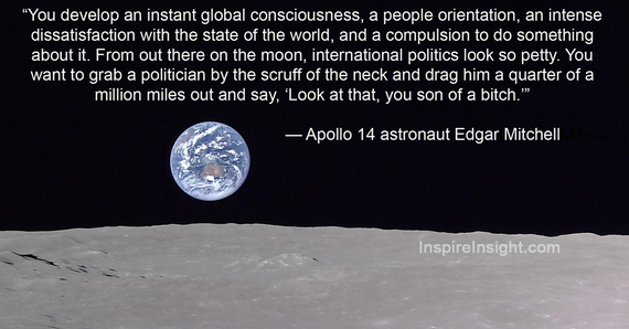 My Blog : Astronaut Edgar Mitchell -- A Legacy For ...