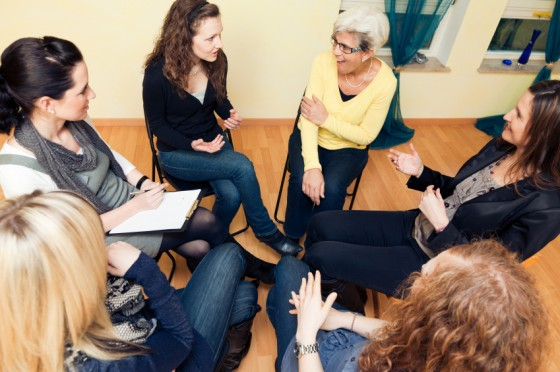 Group Therapy Triggers Unexpected Uses For Needles | HuffPost