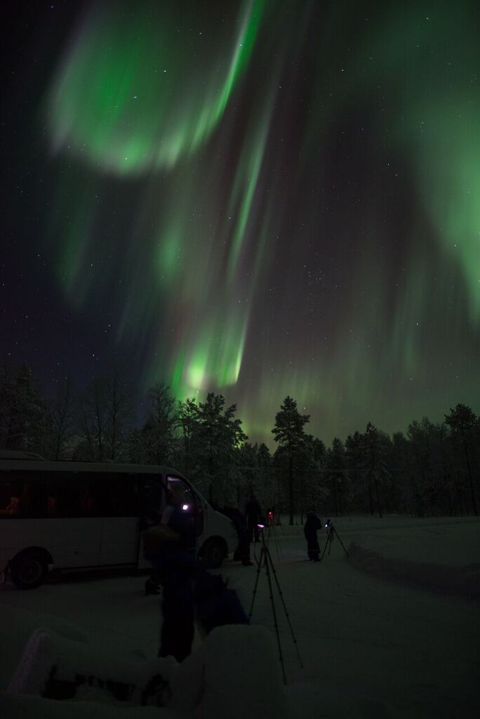 Northern Lights String Quartet : Why It s So Worth it to Chase the Northern Lights HuffPost