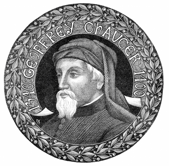 geoffrey chaucer Geoffrey chaucer is buried in the south transept (or south cross), now known as poets' corner he is the author of the canterbury tales.