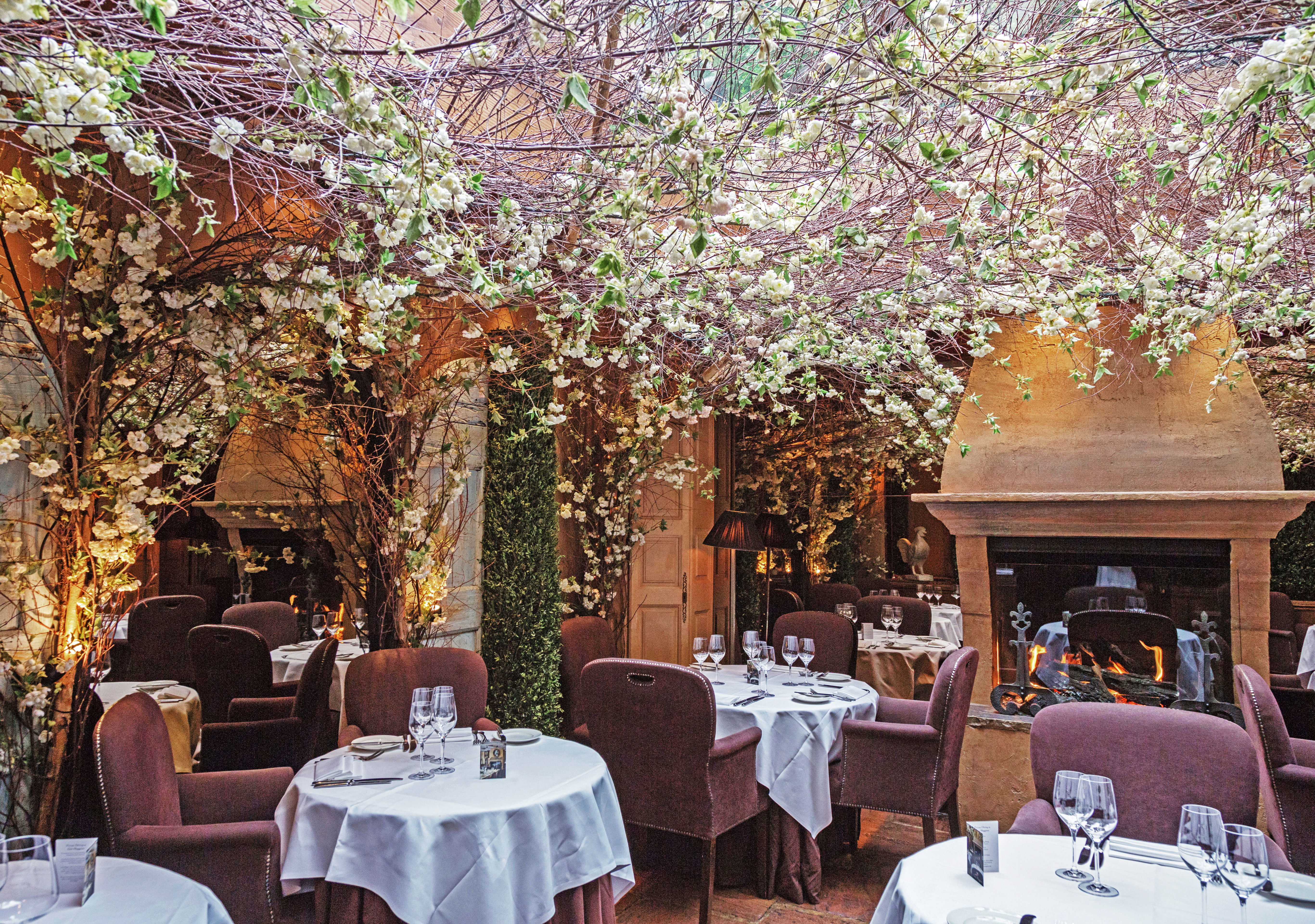 The Most Restaurants In World