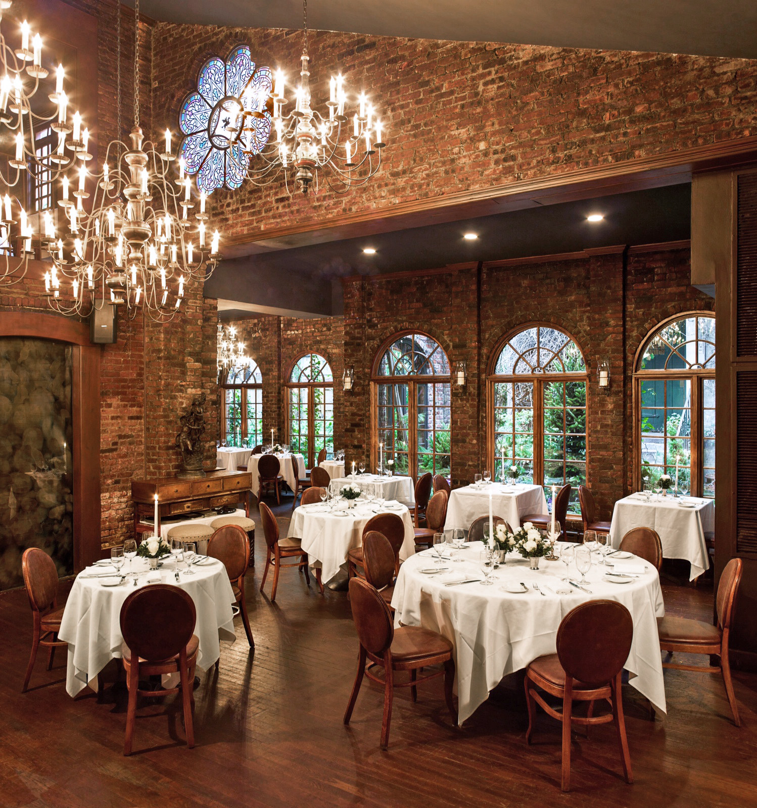 The Most Romantic Restaurants In The World