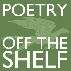 Poetry off the Shelf Logo
