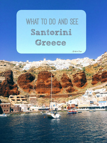 view download images  Images What to Do and See in Santorini, Greece | HuffPost
