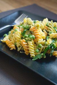 healthy eating secret ingredient moderation pasta