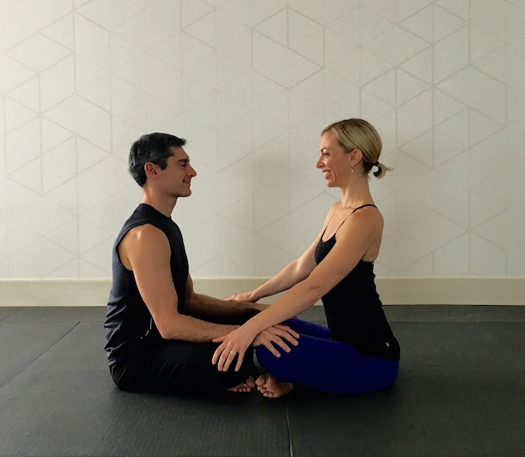 10 Yoga Poses For A Strong And Flexible Relationship Huffpost Life