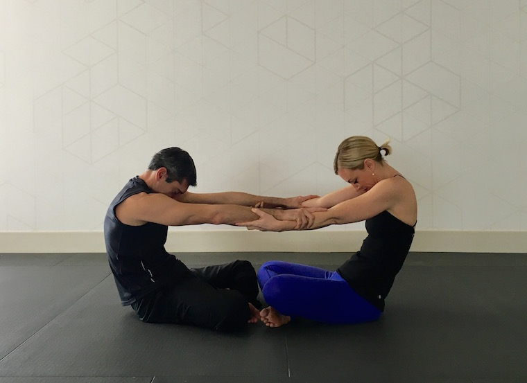 10 Yoga Poses For A Strong And Flexible Relationship