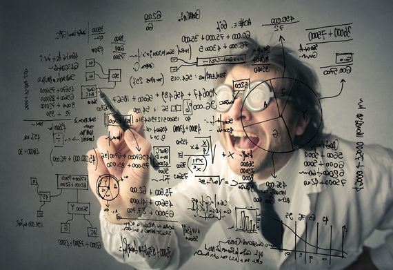 Does A Scientist Have To Be Good At Math? | HuffPost