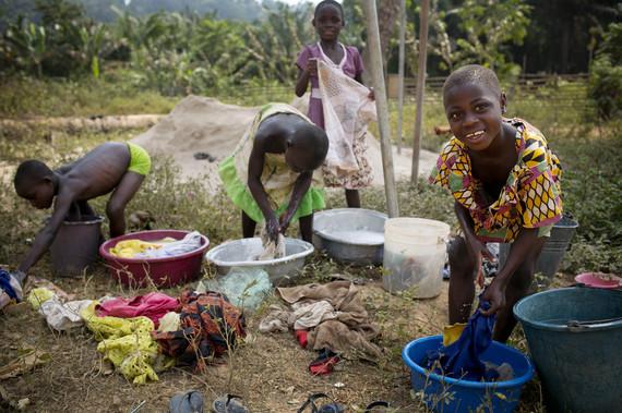 Ghana; courtesy of Kate Holt/Jhpiego