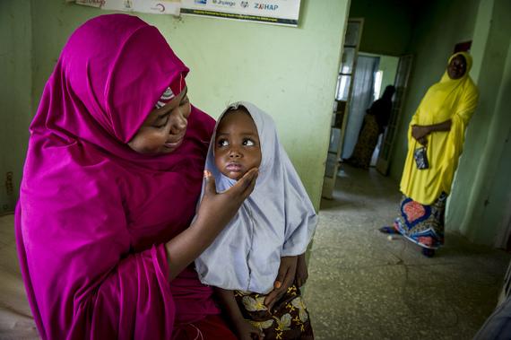 Nigeria; courtesy of Karen Kasmauski/MCSP