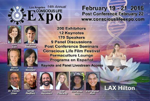 Speakers You Don't Want to Miss at Conscious Life Expo | HuffPost Life