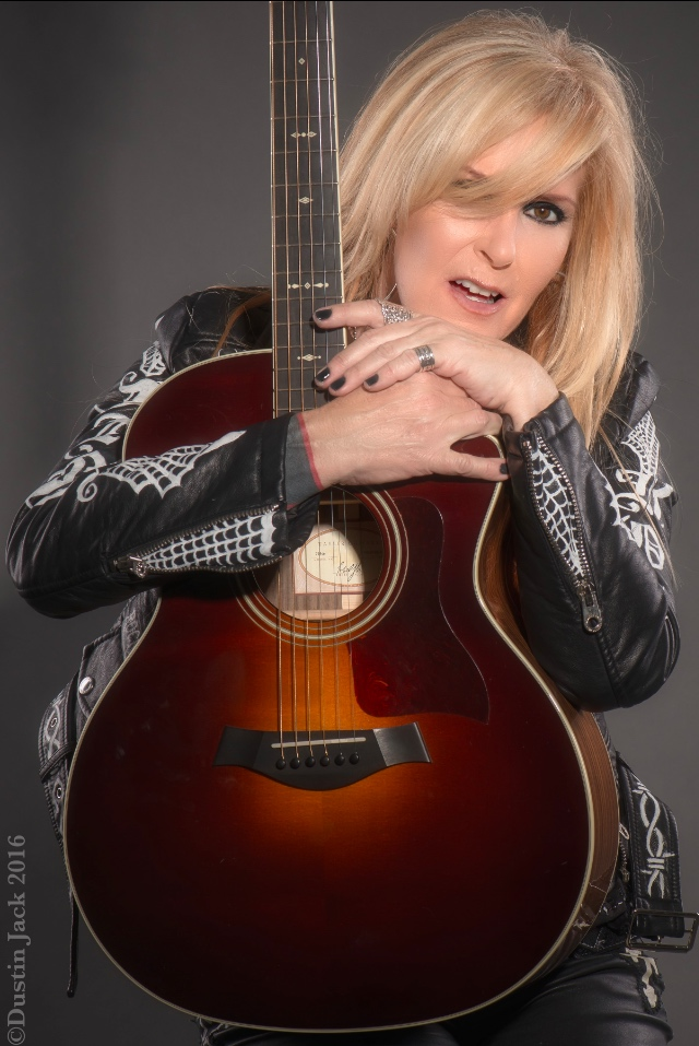 Lita Ford Recalls Her Wild Rock And Roll Years In New