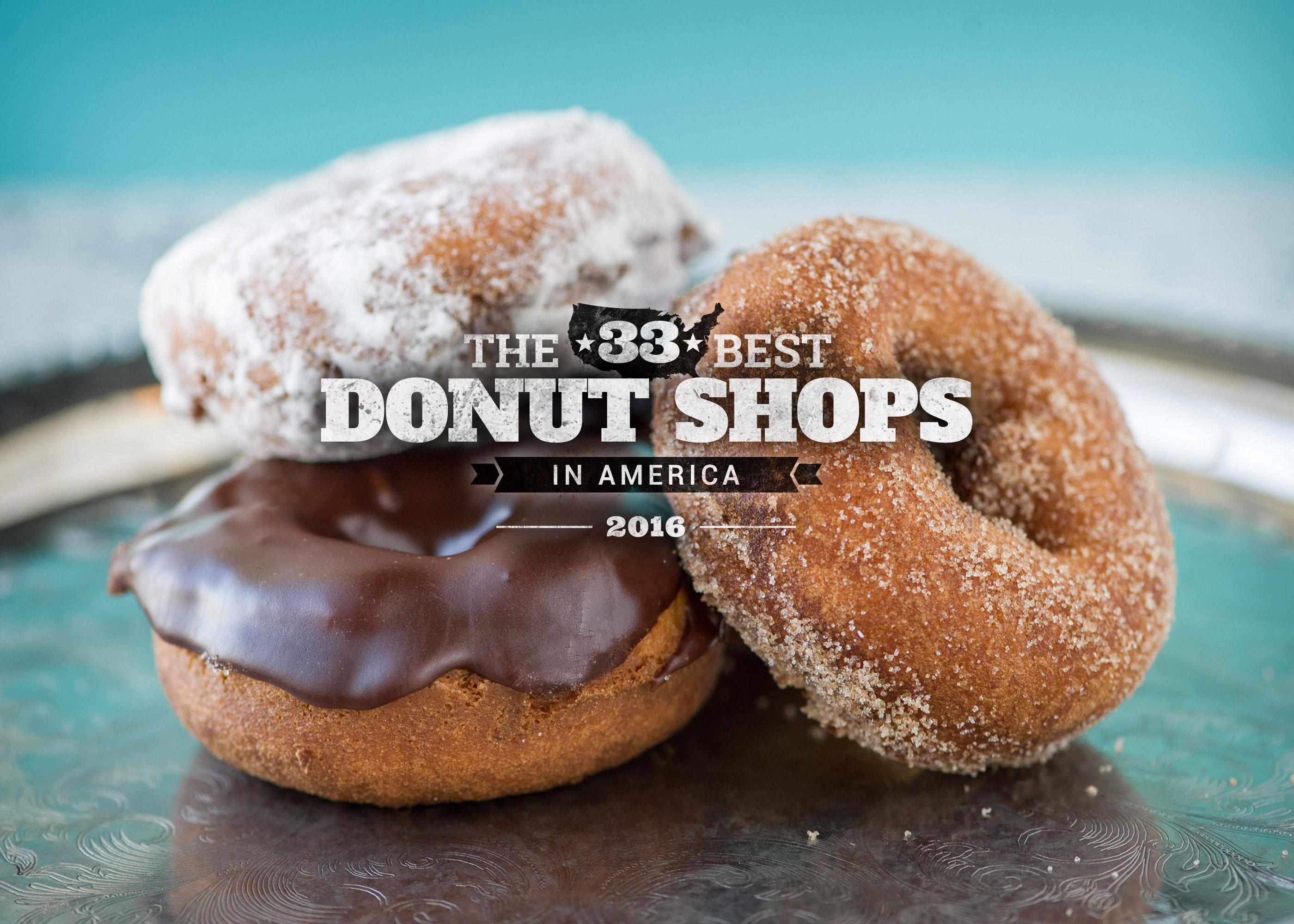 Best Donut Shops in America