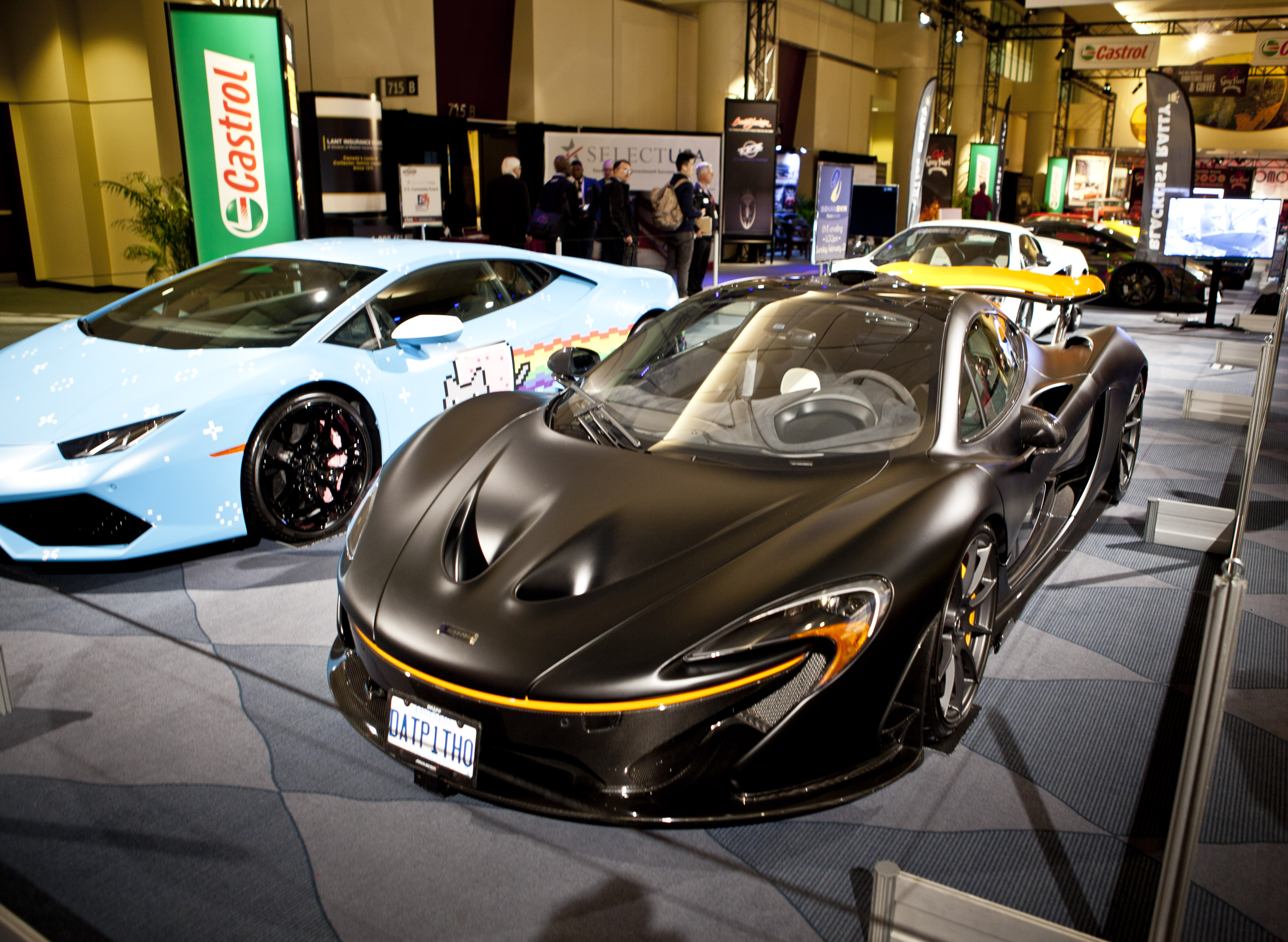 How Many Mclaren P1 Were Made >> Insuring Your Hot Street Tuner
