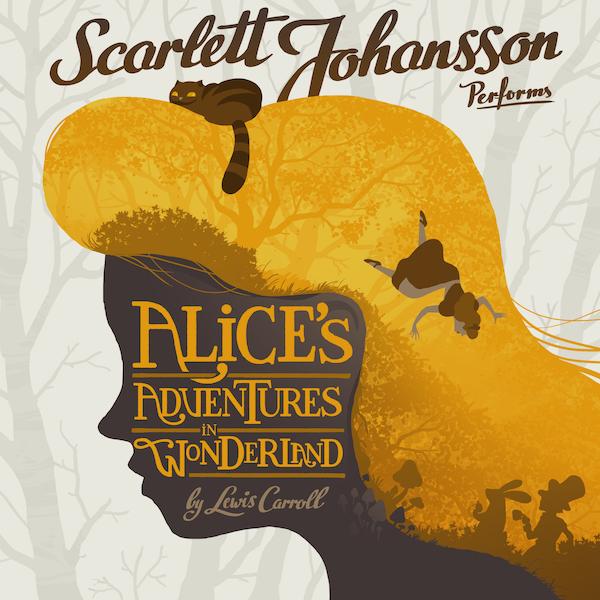 Alice's Adventures in Wonderland (Scarlett Johansson reads) - Lewis Carroll