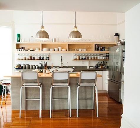 5 Reasons Why Your Kitchen Needs Open Shelving Huffpost