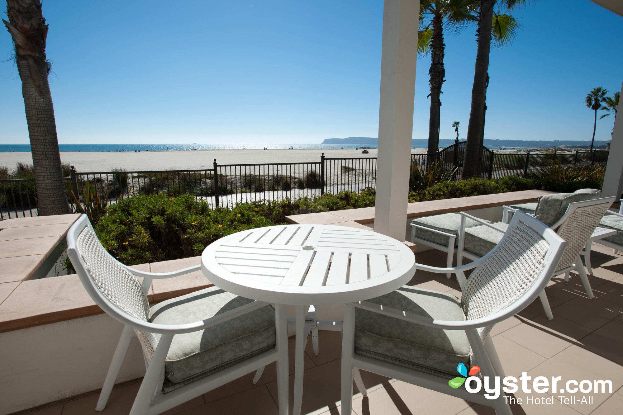San Diego Beachfront Hotels With Kitchenettes