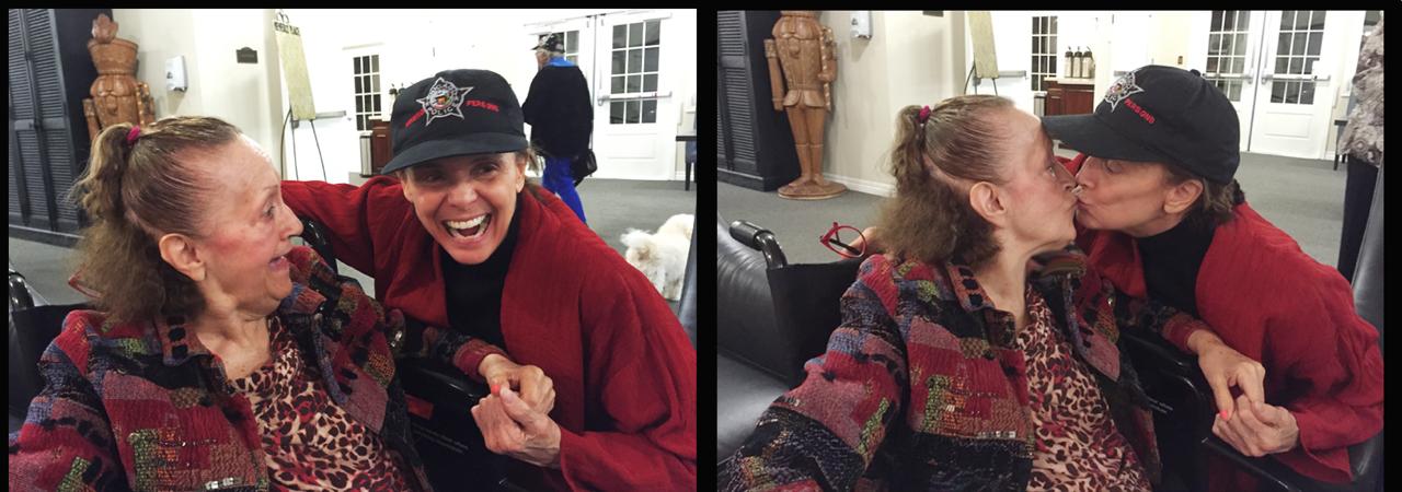 Valerie harper joins go girl media for a 39 joyous 39 and for Valerie harper husband tony cacciotti