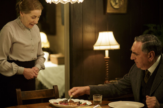 Mr And Mrs Rude Questions: That Downton Abbey Finale: The 10 Obvious Questions And 10