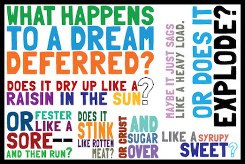 dream deferred essay prompt