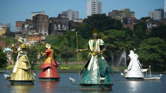 Images Understanding Religiosity in the African Diaspora: How Orisha Worship Survived in Brazil 2