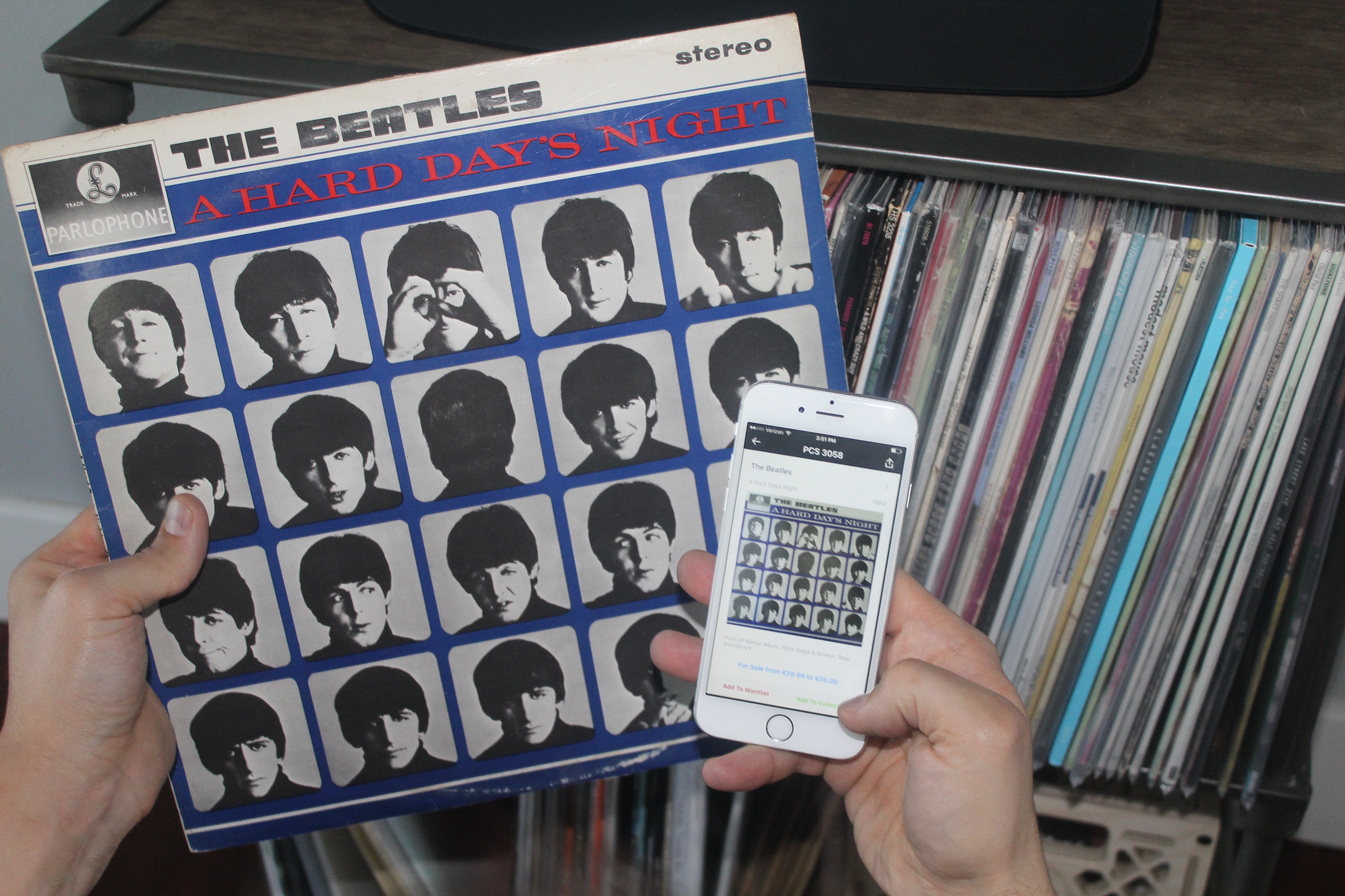 Discogs' App Will Change the Way You Shop for Vinyl | HuffPost