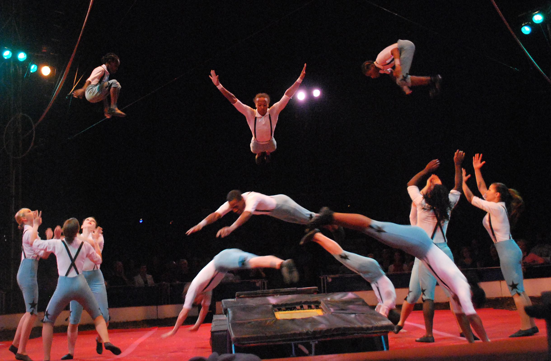 Сексуальные в цирке 22 фотография