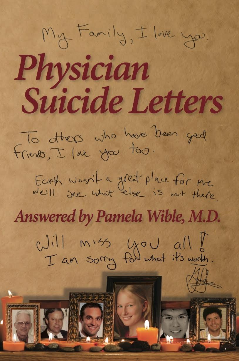 Suicide Among Physicians Is A Public Health Crisis