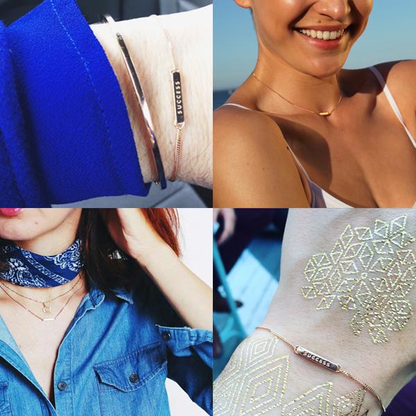 Success Bracelet Wearers