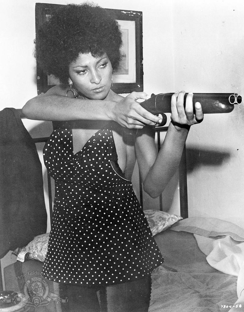 coffy pam grier with - photo #5