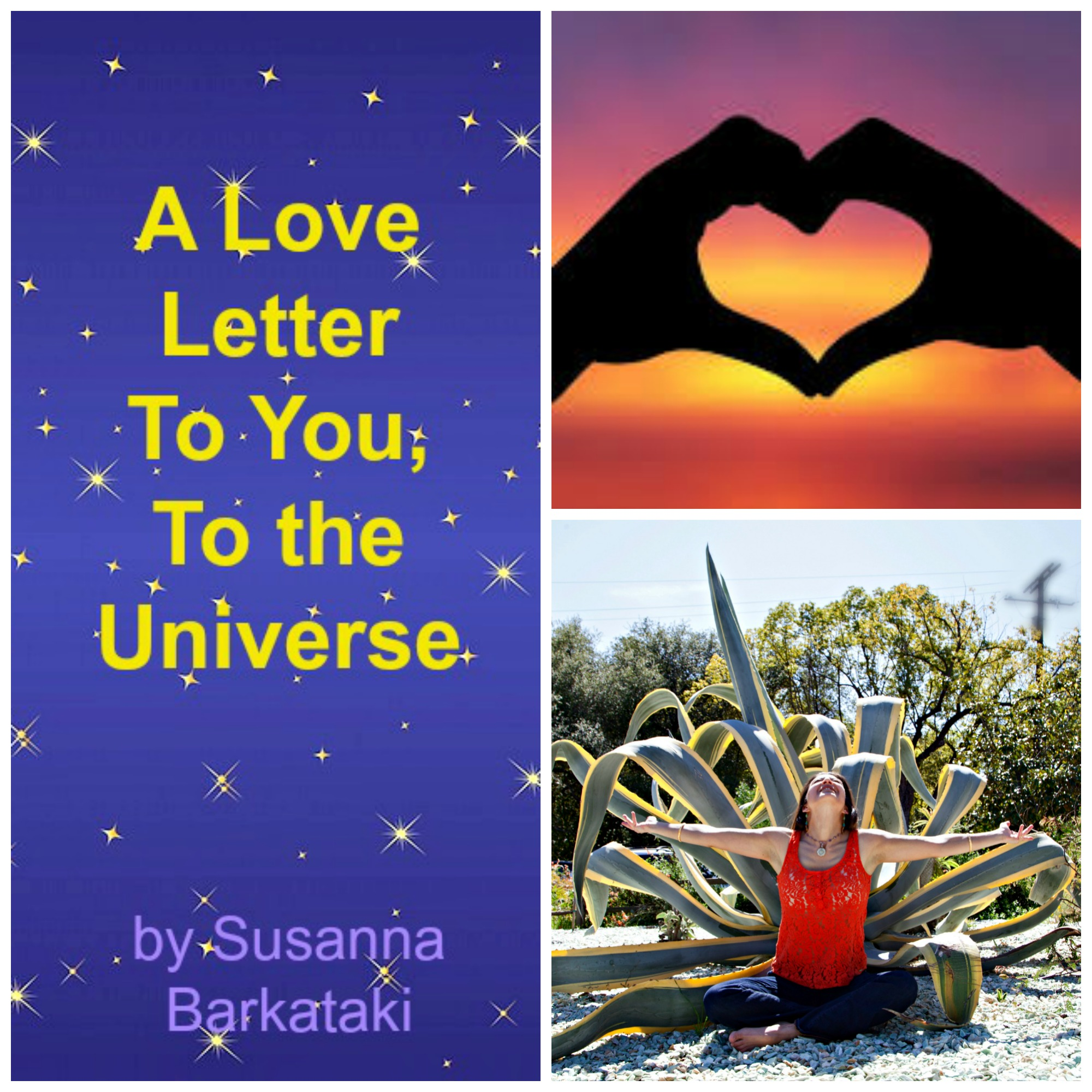 love letter to you to the universe