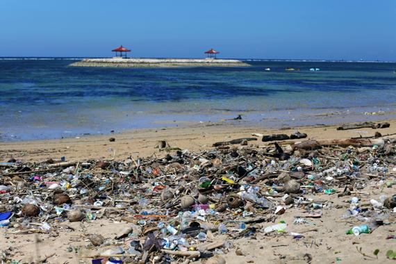 Anti-Litter Campaign Targets Straws, Plastics