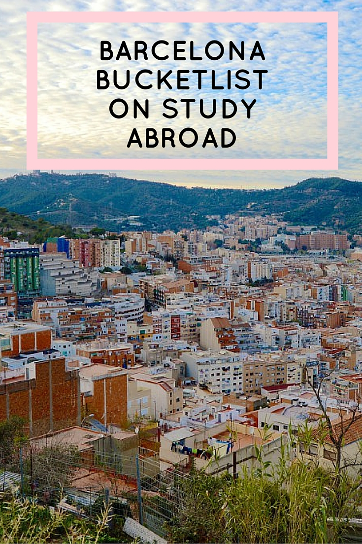 Study Abroad Programs in Barcelona