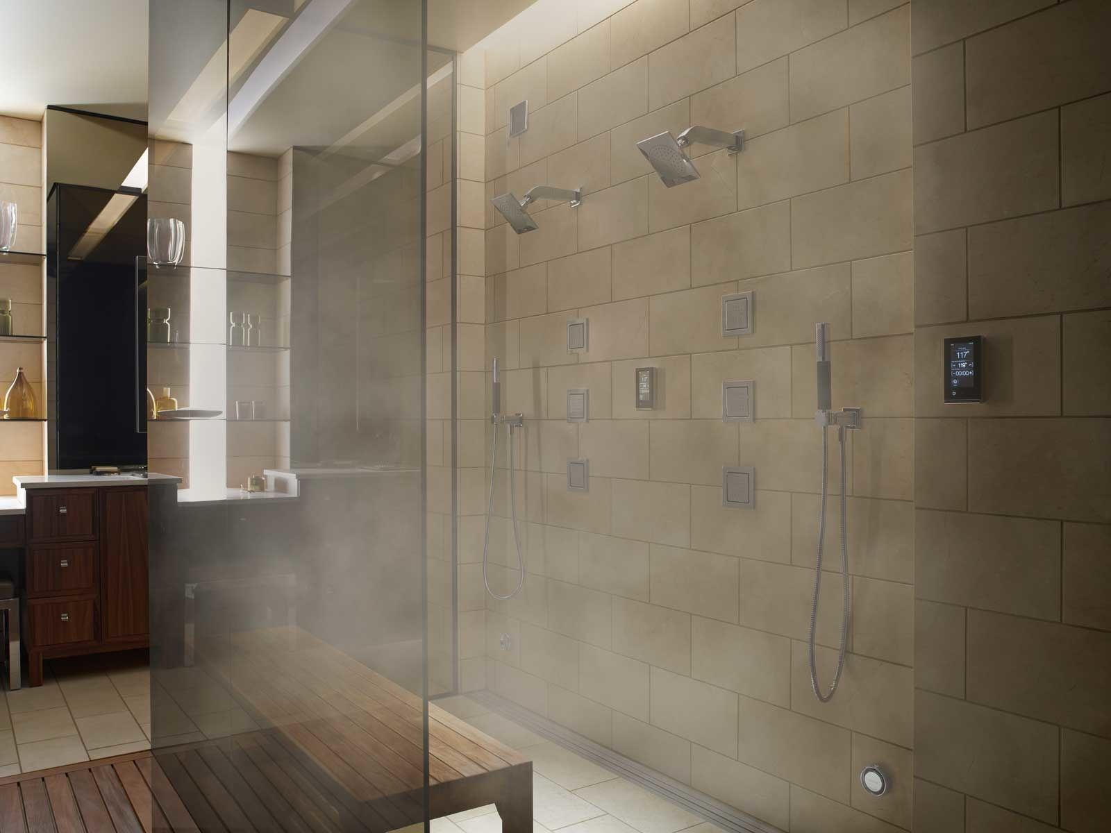 7 Smart Home Gadgets You Need In Your Bath Huffpost