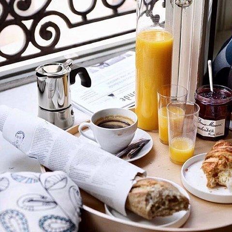 Karlie Kloss Definitely Believes Breakfast Is The Most Important
