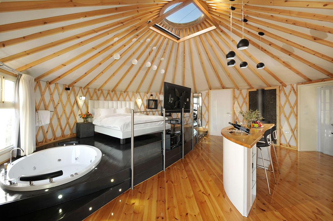 The World S Most Beautiful B Amp B Bedrooms Huffpost