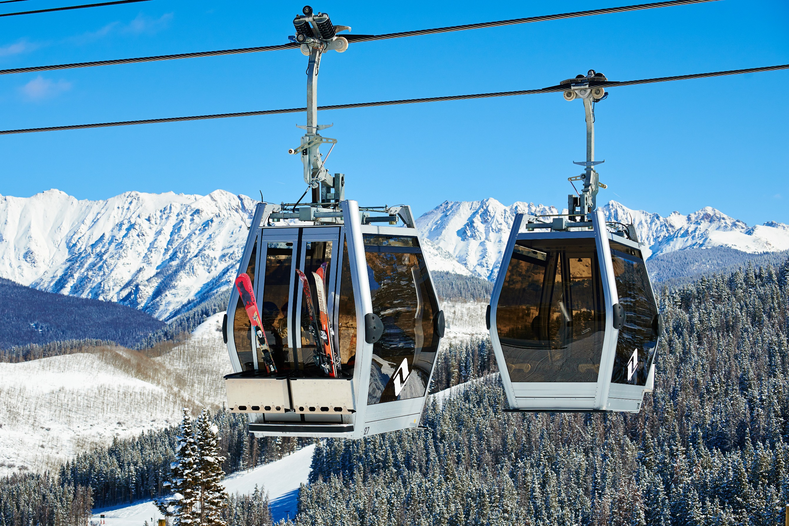 What i learned at vail after not skiing for 20 years for Ski cabins in colorado