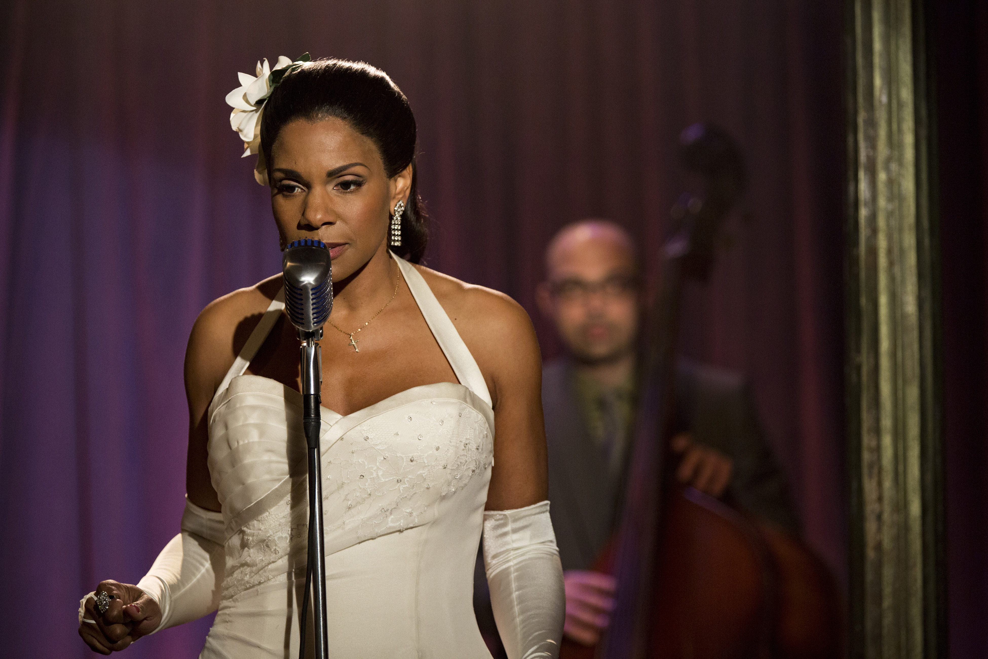 Audra McDonald lady sings the blues
