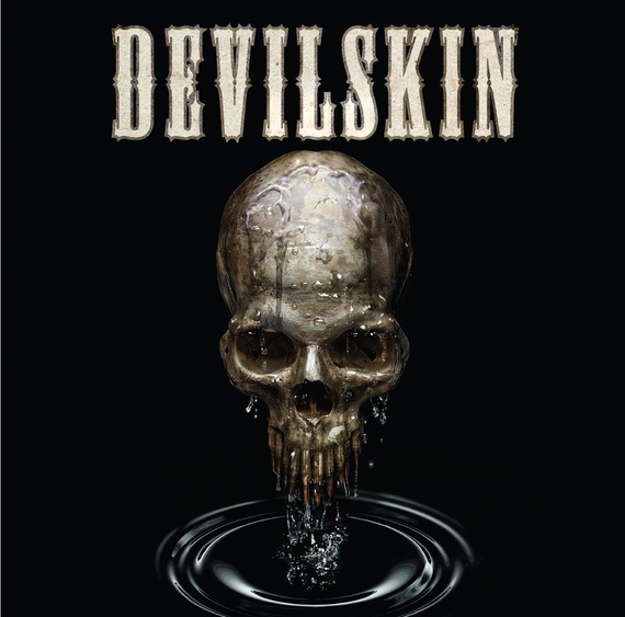 DEVILSKIN - WE RISE - Cover