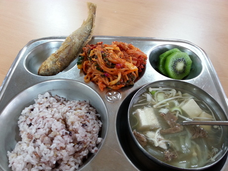 School Lunches in South Korea | HuffPost Life