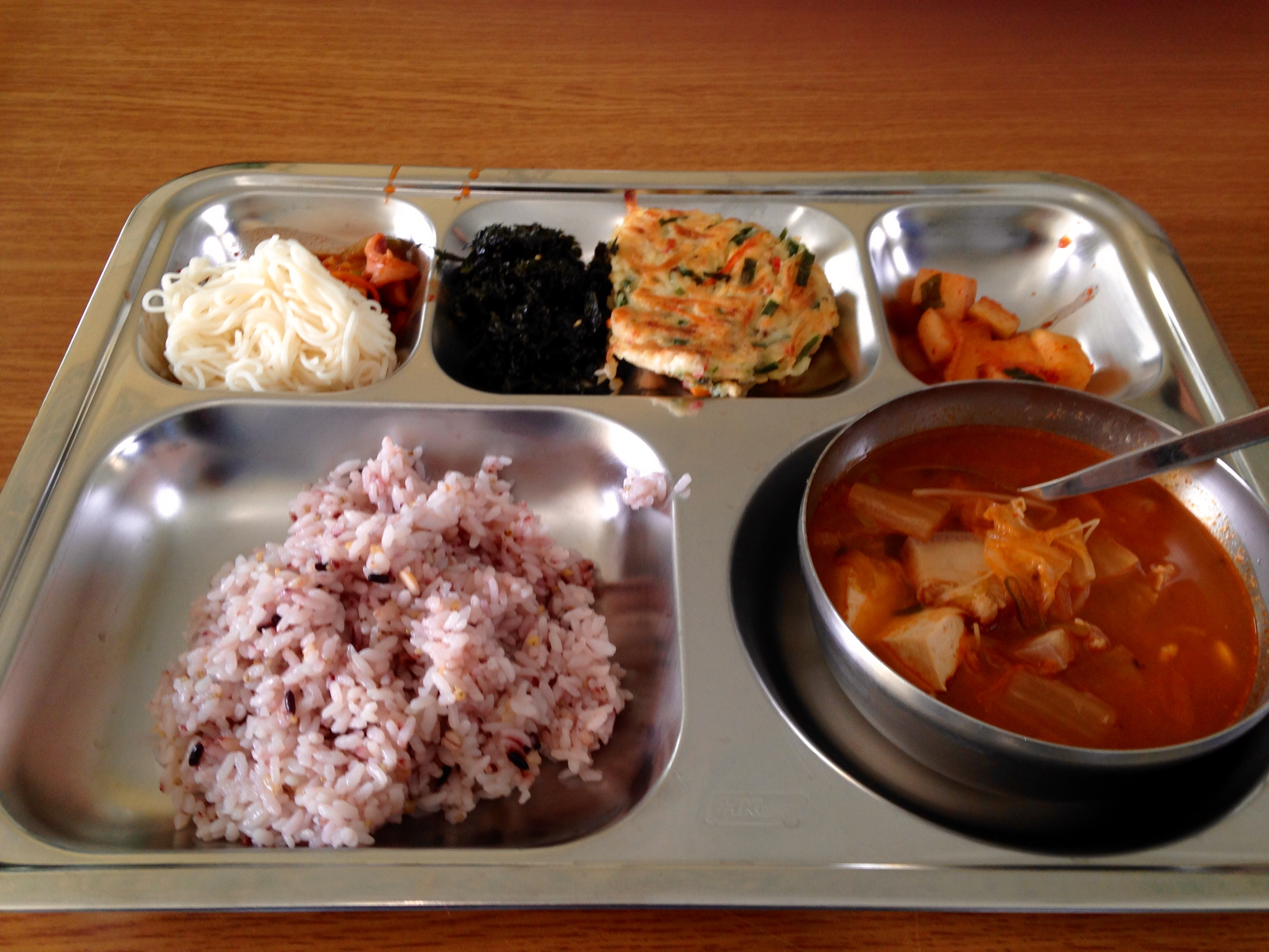 school lunches in south korea the huffington post 2016 03 13 1457844185 5587314 fullsizerender24 jpg
