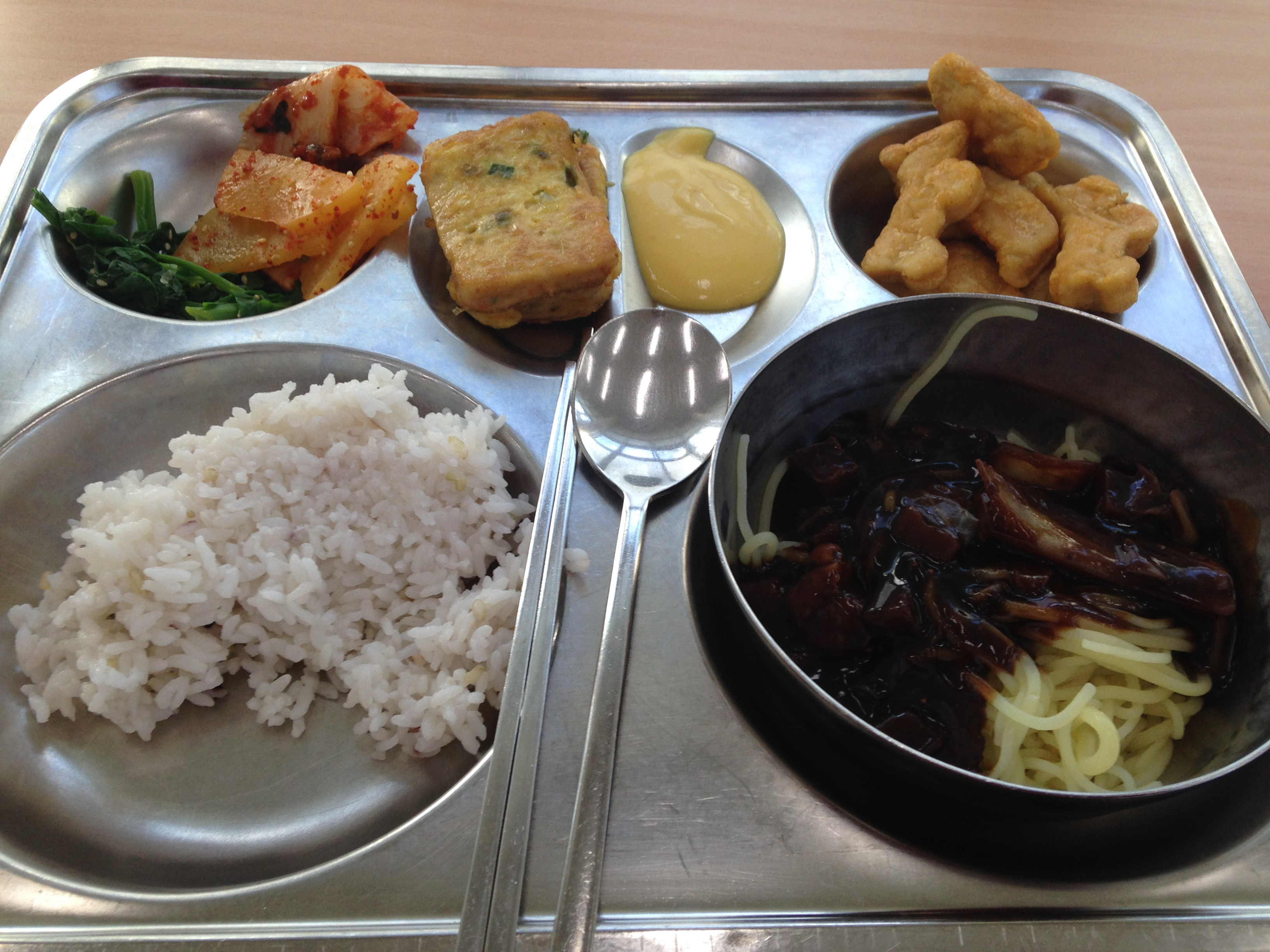 School Lunches in South Korea   HuffPost Life