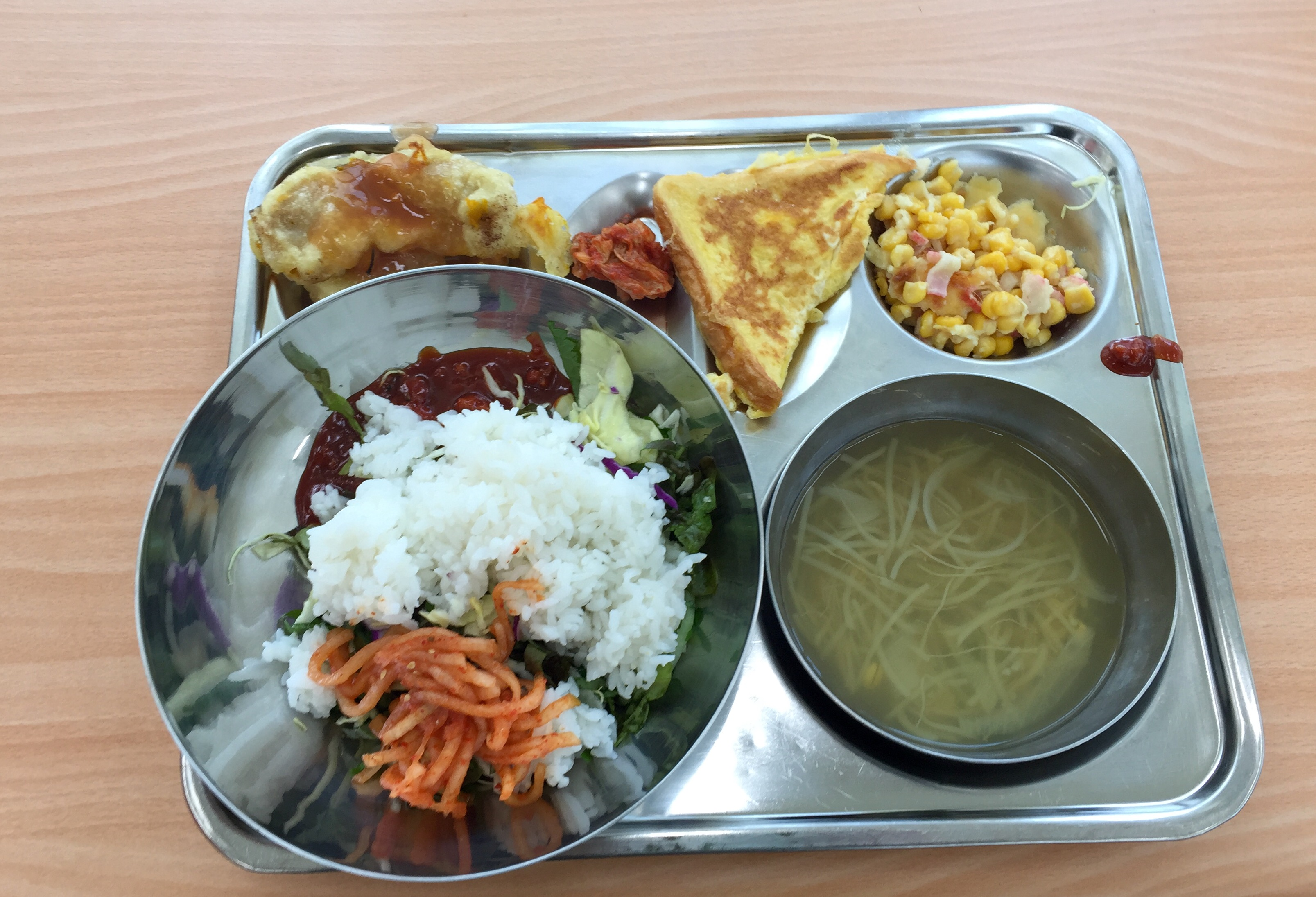 School Lunches in South Korea   HuffPost