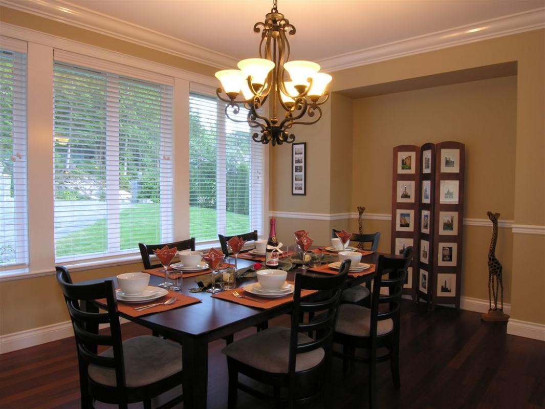 5 essential things to do before getting your chandelier for Dining room no windows