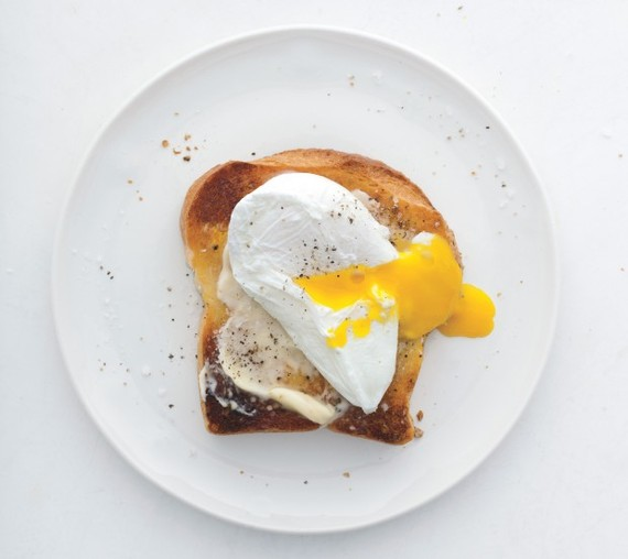 This Is How You Make The Perfect Poached Egg